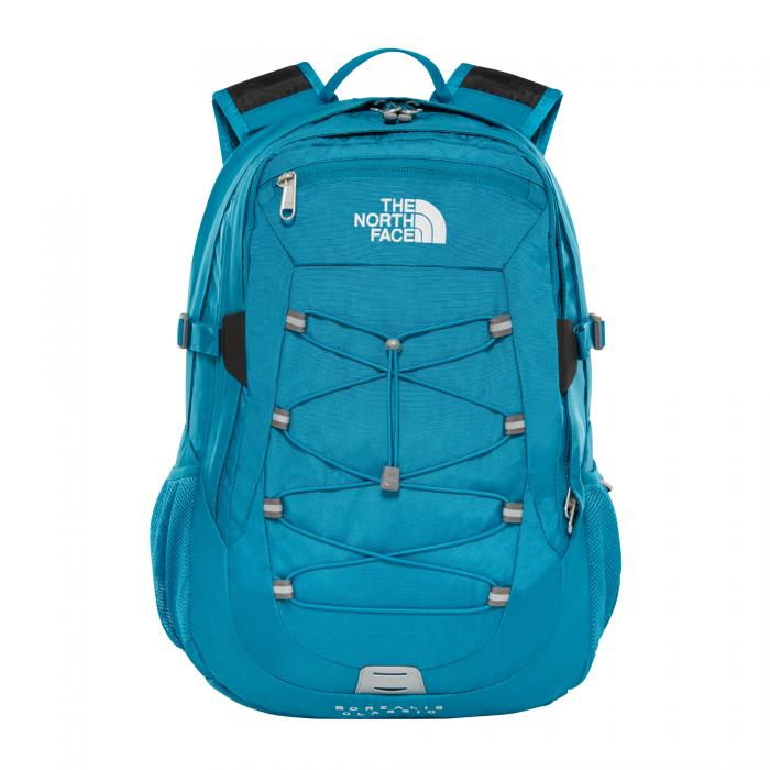 the north face borse e zaini crystal teal white